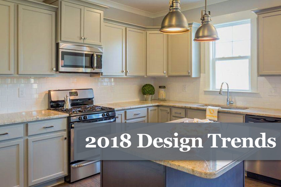 2018 Design Trends - J. Fuller Homes