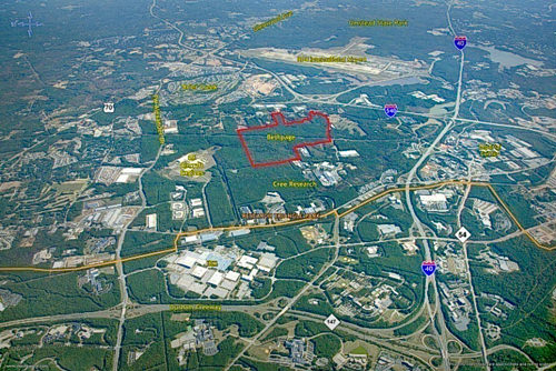Triangle Land Investment | Bethpage - Durham County, NC